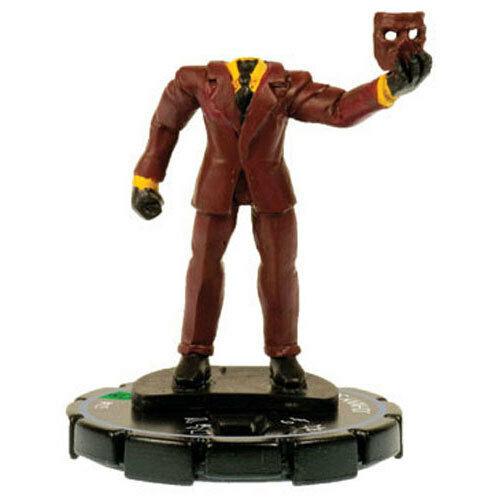 Heroclix DC Arkham Asylum JOHNNY SORROW #025