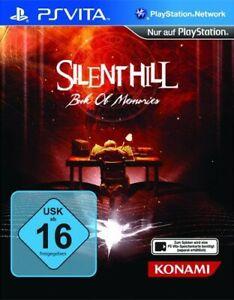 Sony PlayStation Vita-Silent Hill: Book of Memories módulo