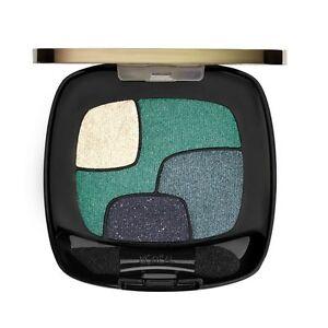 Palette-Fard-a-paupieres-Color-Riche-les-Ombres-Smoky-l-039-Oreal