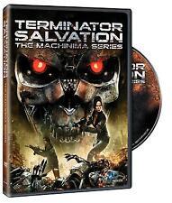 NEW DVD // Terminator Salvation: The Machinima Series