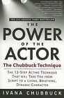 The Power of the Actor: The Chubbuck Technique by Ivana Chubbuck (Paperback, 2005)