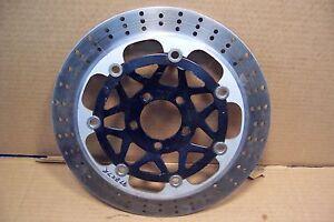 KAWASAKI ZX-7R 1997 FRONT BRAKE ROTOR DISC 41080-1408-5C nm