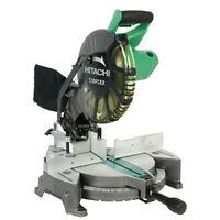 Hitachi C10FCE2 10-Inch Compound Miter Saw 15 Amp w/ Factory WARRANTY!!!