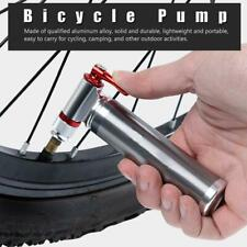 Genuine Innovations Bike Frame Fit Mountain Pipe 2 in 1 CO2 Presta /& Schrader Tyre Inflator Hand Pump Black
