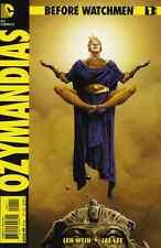 BEFORE WATCHMEN OZYMANDIAS #1-6 NEAR MINT COMPLETE SET 2012