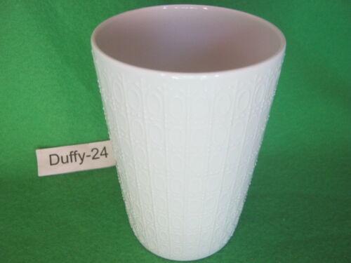Kaffee Becher ohne Henkel 12 cm Romanze weiß  von Rosenthal Saft