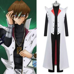 Yu-Gi-Oh Seto Kaiba Cosplay Costume Custom Any Size