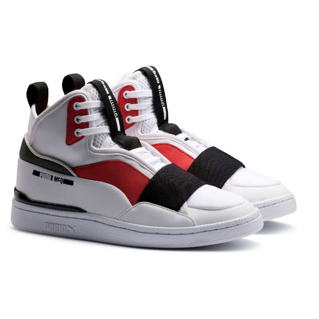 McQ Brace Mid  White   360552-01   Men's Puma X Alexander McQueen Flame Scarlet  exciting promotions