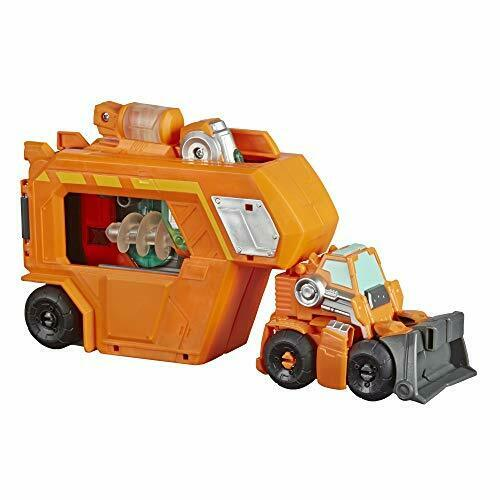 Transformers Playskool Heroes Rescue Bots Academy Command Center Wedge