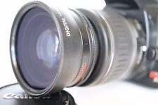 Macro Wide Angle Lens for Canon Eos Digital Rebel  $T1 I XTi w/18-55 MARK II