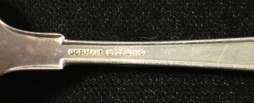 Sterling Silver Flatware Gorham Etruscan Teaspoon