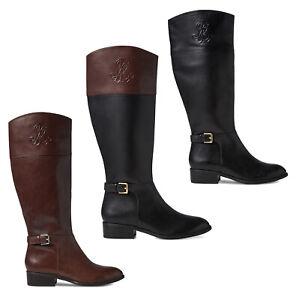 ralph lauren boots womens - 63% OFF
