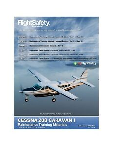 Cessna Grand Caravan 208 Maintenance Trainig Materials