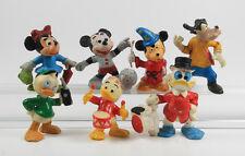 Micky Maus + Dagobert Duck === Walt Disney 7 Figuren grotesk / Evanplast ?