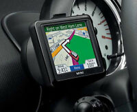 Mini Cooper Portable Garmin Navigation With Installation Kit Contryman