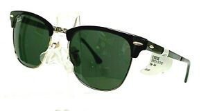 09ad68502aa Ray Ban RB3716 187 Sunglasses Gold Black Frame Green Lenses 51mm ...