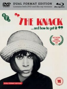 Nuovo The Knack E How To Get It DVD + Blu-Ray