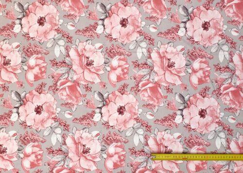 Stoffe Viskose Jersey Digitaldruck Bekleidung Deko Viskose Elasthan 180cm Breit