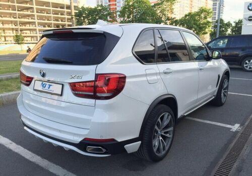 Marchepieds SUV Marchepieds Latéraux pour BMW X5 F15 2014-2018