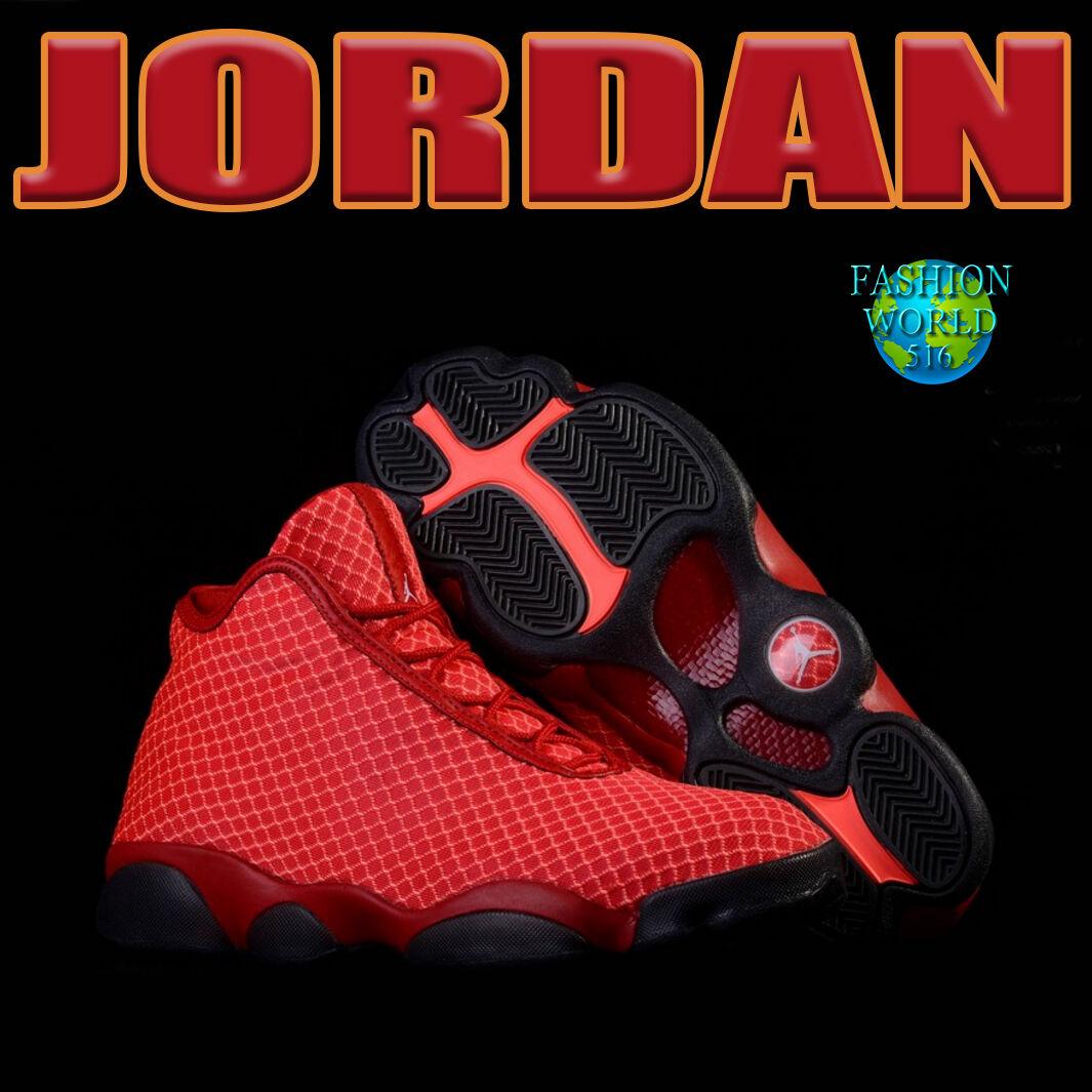 Nike air jordan jordan jordan uomo 12,5 orizzonte dalla corte scarpe da basket 823581 rosso 9f4cab