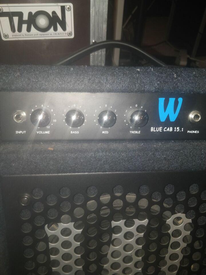 Bas combo, Warwick Warwick Blue Cab 15.1