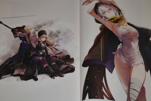 JAPAN Code Vein Official Settei Gashuu Sousei no Kioku Art Book