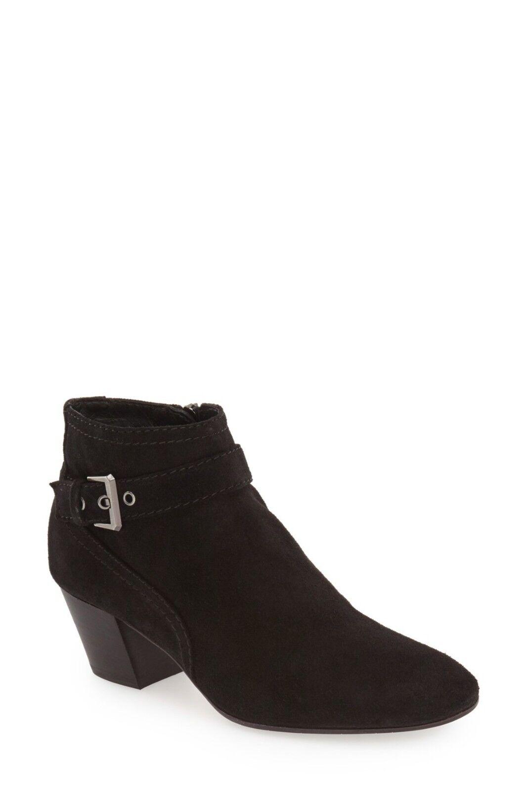 forniamo il meglio AQUATALIA Ankle avvioies New Fawn nero nero nero Weatherproof Leather stivali 10  450  la migliore selezione di