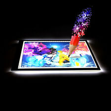 Ultra Fino A4 USB DC 5V Copiar Tablero LED Art Mesa Caja De Luz Pad Dibujo