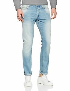 4938683d62e1 ONLY   SONS Jeans New Mens Loom Slim Fit Narrow Leg Denim Pants ...