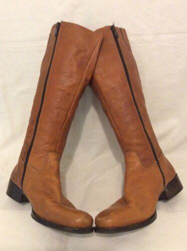 genou pour en cuir taille Bottes femme du 37 hauteur wUqXBWIg