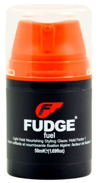 Fudge Fuel 50ml - Light Hold Nourishing Styling Glaze: Hold Factor 1