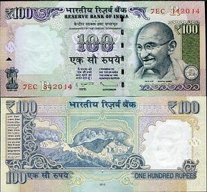 2014 P-102 New Rupee Symbol Unc India 10 Rupees