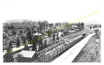 Longparish Hurstbourne Line. Wherwell Railway Station Photo 3 Fullerton