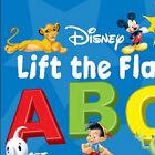 Disney Plus Pixar Lift the Flap ABC by Parragon Plus (Hardback, 2006)