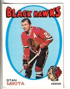 1971-72-O-Pee-Chee-Hockey-Card-125-Stan-Mikita-Chicago-Black-Hawks-EX