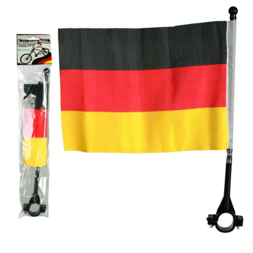 Deutschland Fanartikel 2018 Fußball EM WM Germany Flagge Party Fan Fahne Hut Car