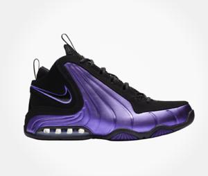 5bbfbc7f0334d7 New! NIKE AIR MAX WAVY Black Eggplant AV8061-004 Basketball Shoes c1 ...