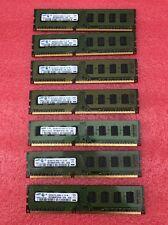 Samsung 2GB  Lot Of ( 7 ) 2Rx8 PC3-8500U M378B5673FH0-CF8 Desktop Memory