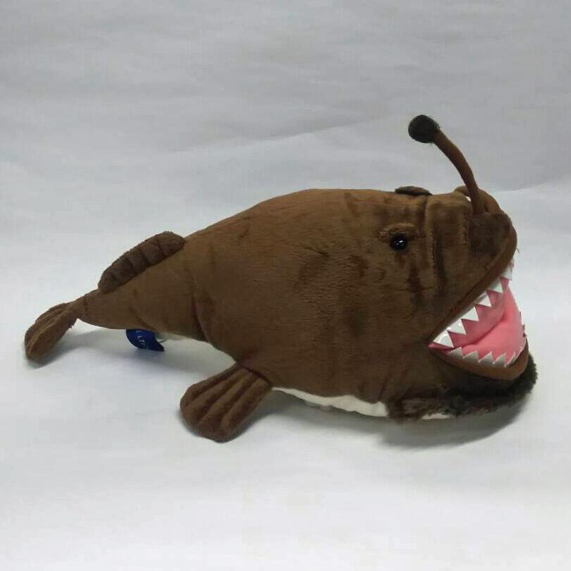 Angler the Sea-Devil Soft Plush cute & realistic