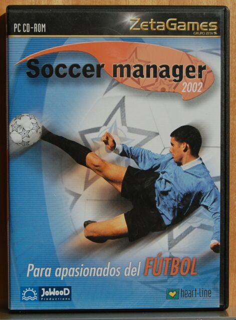 SOCCER MANAGER 2002 *