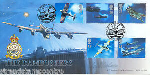 1997 Architects Of The Air - Bradbury Off - Signed George Chalmers (Dambuster)