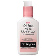 Neutrogena Oil- Acne Moisturizer Pink Grapefruit 4 Fluid Ounce