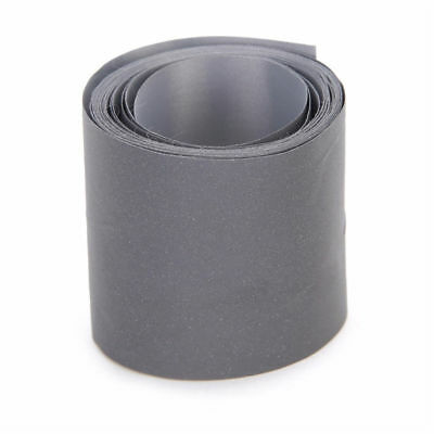 5cm*3m Silver Reflective Warning Tape Safety Sew On Sticker Synthetic Fabric
