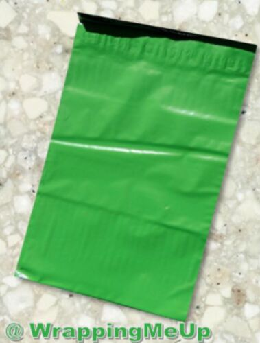 100-6x9 Flat Poly Mailers USPS Approved Mailer Bags 7 color combo package