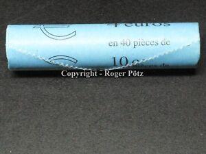 40-x-10-Cent-original-Sichtrolle-Frankreich-2000