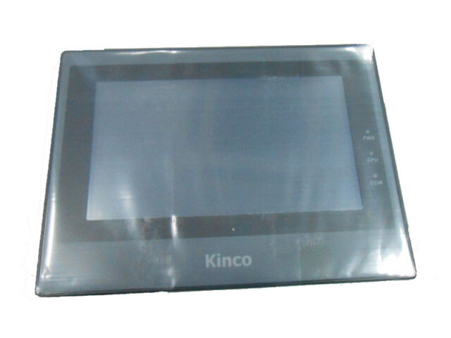 Kinco 7 inch HMI Touch Screen Panel MT4414TE Ethernet Program /& Software Cable