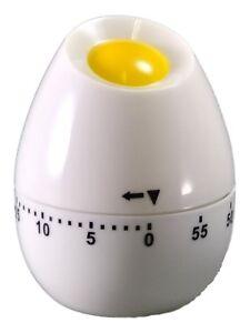 Atlanta Kurzzeitmesser Kochuhr Weiß Eieruhr 283 Uhr 120 Minuten Timer Neu