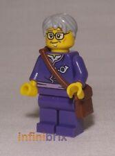 Lego Postman from Set 70751 Temple of Airjitzu Ninjago Minifigure NEW njo164