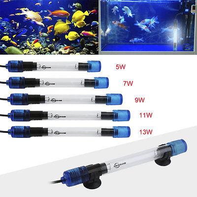 Uv Germicidal For Aquarium Ultraviolet Sterilizer Lamp Submersible Diving Useq6 Yet Not Vulgar Pet Supplies Cleaning & Maintenance