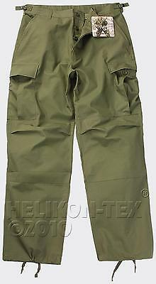 Cordiale Helikon Tex Us Bdu Outdoor Tempo Libero Pantaloni Army Pants Verde Oliva Green Xlarge Regular-mostra Il Titolo Originale